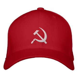 Xmas CCCP Серп и Молот Sickle & Hammer ロシア Embroidered Baseball Cap