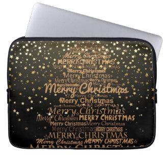 Xmas Christmas Laptop Sleeve