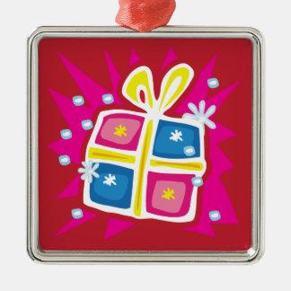 Xmas Gift Box Ornament
