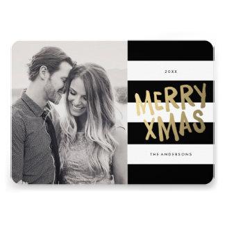 Xmas   Holiday Photo Card