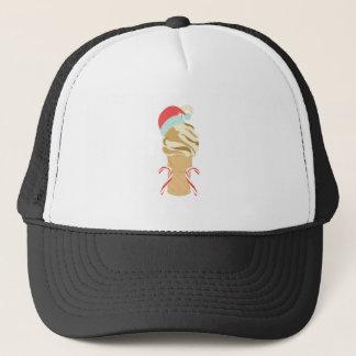Xmas Ice Cream Trucker Hat