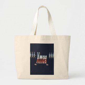 Xmas Large Tote Bag