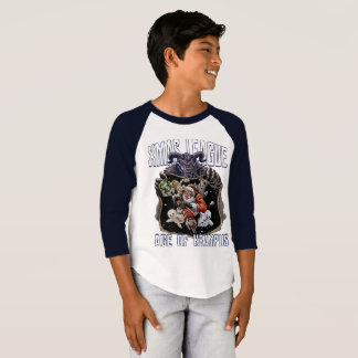 Xmas League Age of Krampus T-Shirt