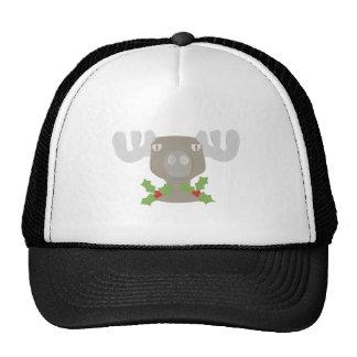 Xmas Moose Hats