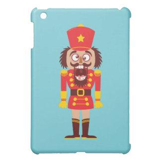 Xmas nutcracker breaks its teeth and goes nuts iPad mini cover