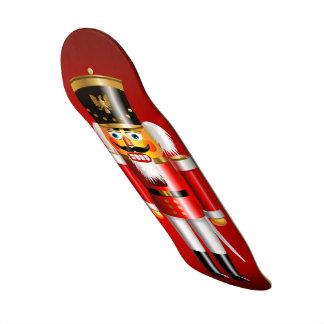 Xmas Nutcracker Custom Skateboard