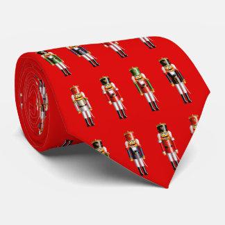 Xmas Nutcracker Soldiers Tie