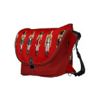Xmas Nutcrackers Commuter Bag