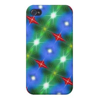 Xmas Pattern iPhone 4/4S Case