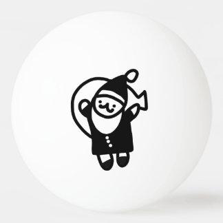 Xmas Ping Pong Ball