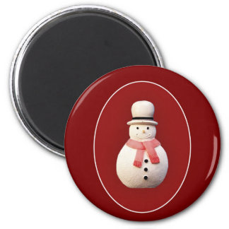 Xmas Snowman Magnets
