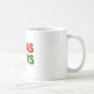 XMAS Sucks Coffee Mug