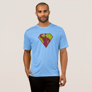 Xmas Super Fit Man T-Shirt