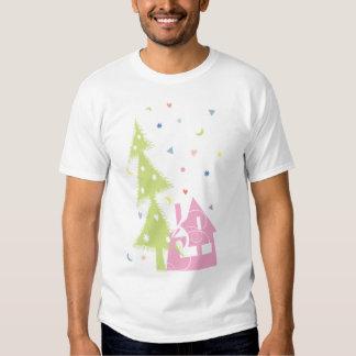 Xmas town t-shirt