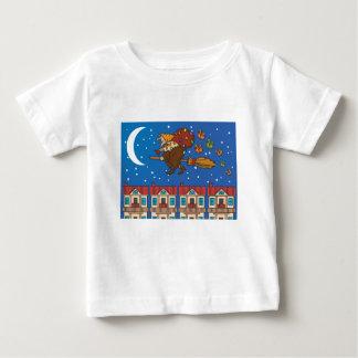xmas witch Befana Baby T-Shirt
