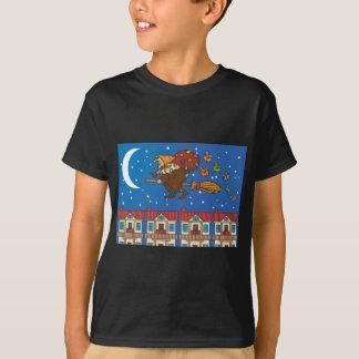 xmas witch Befana T-Shirt