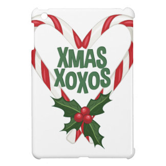 Xmas XOXOs Cover For The iPad Mini