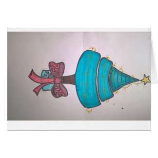 xmass cards design drawed by btje