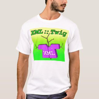 XML::Twig, the T-shirt