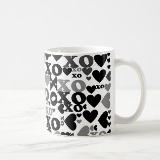 XO Mosaic Coffee Mug