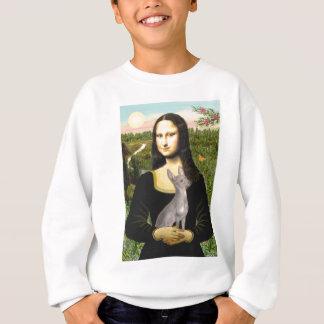 Xoloitzcuintle (Xolo) #2 - Mona Lisa Sweatshirt