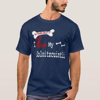 Xoloitzcuintli (I Love) Apparel T-Shirt
