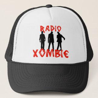 xombie trio trucker hat