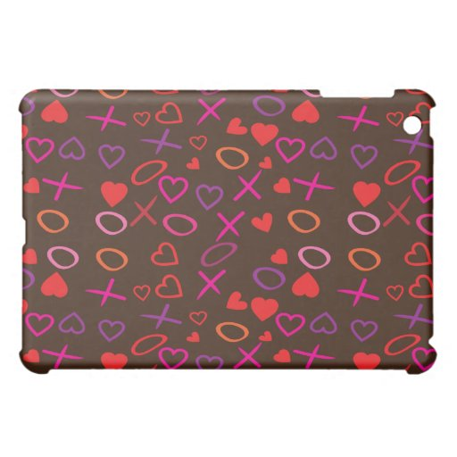 XoXo #2 iPad Mini Case