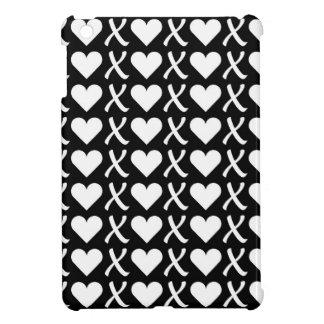 XOXO Black iPad Mini Covers