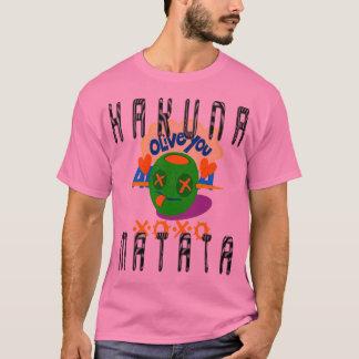 XOXO Create Your Own I Love You T-Shirt Hakunamata