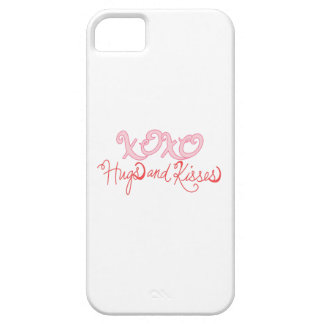Xoxo Hugs And Kisses iPhone 5 Covers