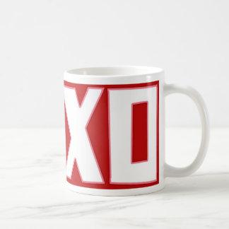 XOXO - mug