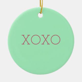 XOXO Ornament