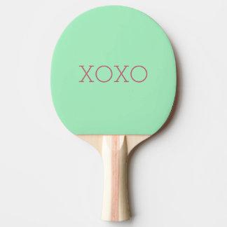 XOXO Ping Pong Paddle
