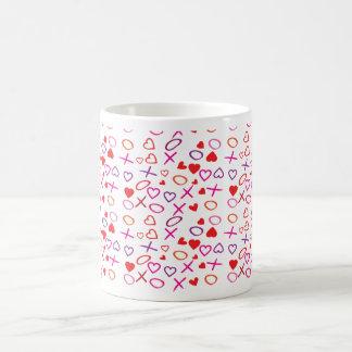 Xoxo pt2 basic white mug