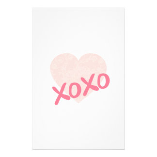 XOXO STATIONERY