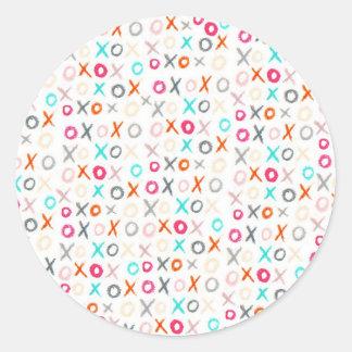xoxo stickers