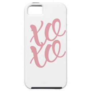 xoxo tough iPhone 5 case