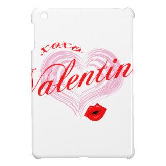XOXO Valentine iPad Mini Covers