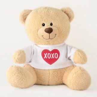 XOXO Valentine's Day Teddy Bear Stuffed Animal