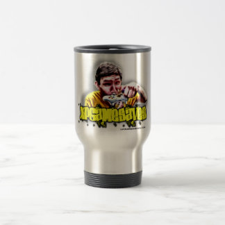 XPG Flask Stainless Steel Travel Mug