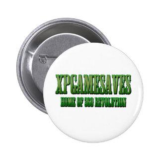 XPG green wanted look Range 6 Cm Round Badge