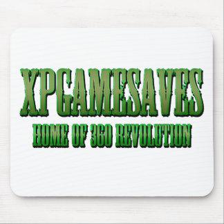 XPG green wanted look Range Mouse Pad