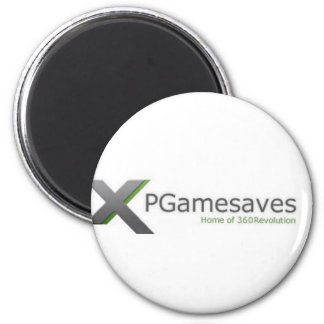 XPGamesaves Range v1 6 Cm Round Magnet
