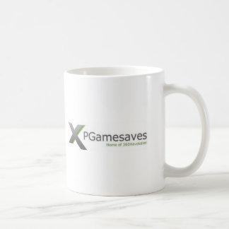 XPGamesaves Range v1 Basic White Mug