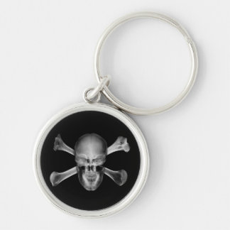 Xray Skull Key Chain