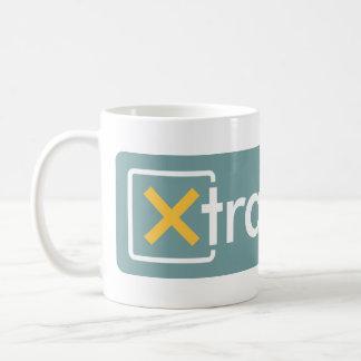 XtraMath Large Logo Mug