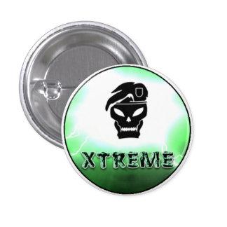 Xtreme 3 Cm Round Badge