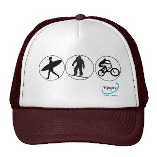 Xtreme cap sports mesh hat