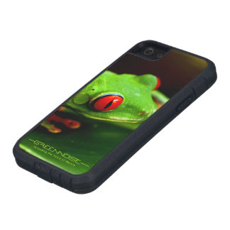 "Xtreme iPhone 5 Case - ""Plant a Tree & Save a Frog"